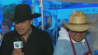 """Conoce la tradición del """"Desayuno Vaquero"""" en Texas"""