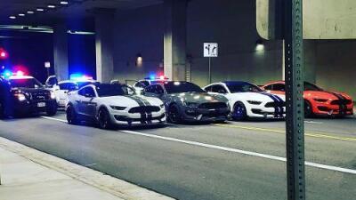 """""""Eres el amo de las calles hasta que te matas"""": así son las carreras ilegales de autos en Los Ángeles"""