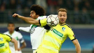 Gante 2-3 Wolfsburgo: Wolfsburgo sale con el botín de Bélgica