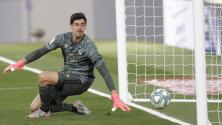 Para Courtois el Real Madrid es favorito para ganar la Champions