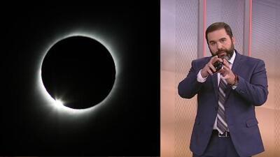 Sudamérica disfrutó un espectacular eclipse solar y Albert Martínez nos dice cuándo será el próximo