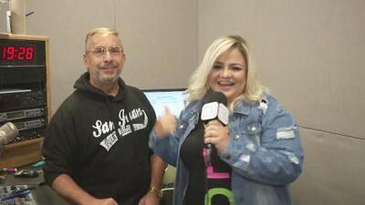 Amós Morales celebra el mes de la radio y el día del locutor