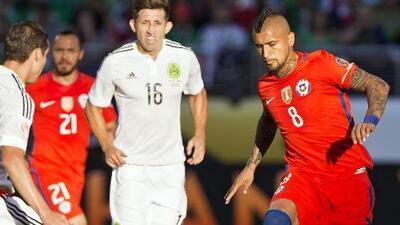 Arturo Vidal: ''El 7-0 frente a México en la Copa América fue un partido perfecto''