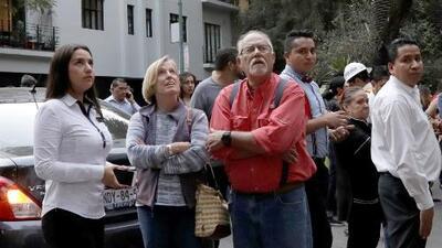 """""""La gente está muy asustada"""": oaxaqueño tras el sismo de 7.2 grados que sacudió a México"""