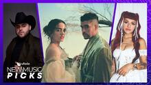 Uforia #NewMusicPicks: ¡Otro viernes de música nueva!