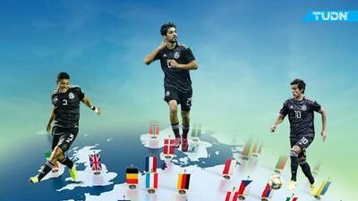 Futbolistas mexicanos de Liga MX listos para emigrar a Europa