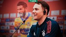 Neuer no olvida el gol de Gignac y lo quiere lejos del área