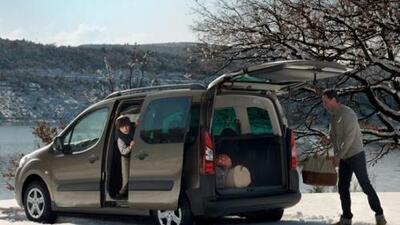 Peugeot Partner Tepee, ahora para 7 pasajeros
