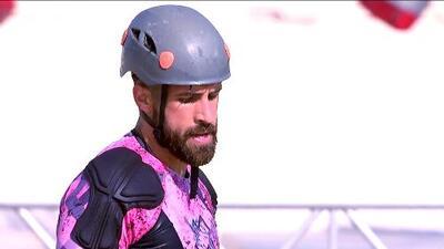 Silverio (¿con todo y lesión?) por poco le arranca un triunfo a Adrián Di Monte