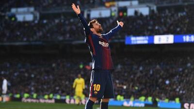 Lionel Messi encabeza la lista de latinos mejor pagados del 2017; Neymar es sexto