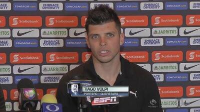 """Tiago Volpi: """"Tenemos que ir por el partido de nuestras vidas"""""""