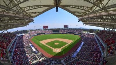 Padres y Diamondbacks jugarían partidos oficiales en la Ciudad de México