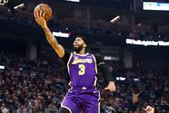 Warriors y Juan Toscano caen ante los Lakers