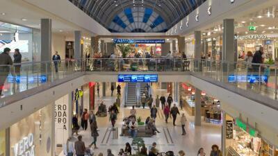 Así es el centro comercial Olympia-Einkaufszentrum, donde hoy aconteció un tiroteo en Münich