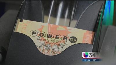 Boleto ganador del Powerball se vendió en New Hampshire