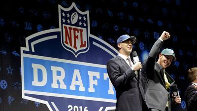 Grandes momentos para la historia del 2016 NFL Draft