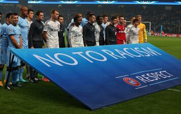 La FIFA toma medidas al respecto: el racismo no será tolerado y sí muy castigado
