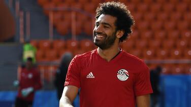 Salah, en prelista para Tokyo 2020 sin permiso aún de Liverpool