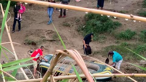 """""""En territorio de nadie"""", en la frontera México-EEUU, los cárteles se siguen lucrando de los inmigrantes"""