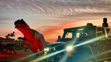 Dinosaurios que vivieron hace 150 millones de años llegan a Fresno la próxima semana
