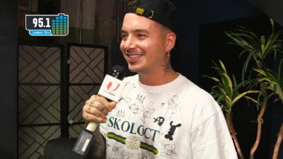 Beyond the Lights with J Balvin