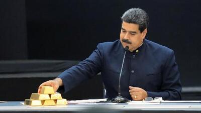 Preocupación por supuesto retiro de toneladas de oro del Banco Central de Venezuela