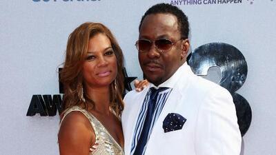 La esposa de Bobby Brown, Alicia Etheredge,  está embarazada