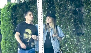 """Descubrimos que Galilea Montijo sigue de """"novia"""" de su esposo, Fernando Reina"""