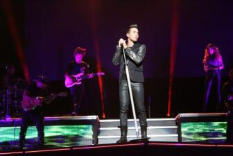 Prince Royce enamora a Houston!