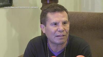 Julio César Chávez reaccionó como fiera y exige pruebas de su relación con el narcotráfico