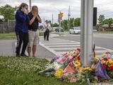 Crimen de odio en Canadá: un hombre mata a una familia musulmana con su camioneta