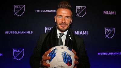 'CR7', Zidane, Rooney y Ancelotti estarían en la 'lista de compras' del equipo de David Beckham en MLS