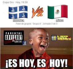 Los fanáticos no perdonan las burlas en el juego de México contra Martinica en la Copa Oro