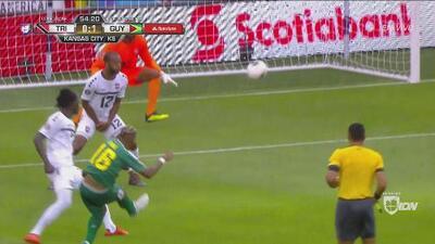 ¿Qué clase de CR7 es este? Guyana anotó el 1-0 con golazo a lo Cristiano