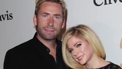 ¿Cuál separación? Avril Lavigne y Chad Kroeger hicieron aparición juntos