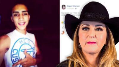 """""""Una sorpresa muy trágica"""": Alicia Villarreal rompe el silencio sobre el asesinato de su medio hermano"""