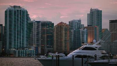 Vientos fuertes y cielos mayormente despejados para este viernes en Miami