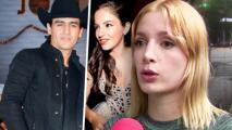 La esposa de Julián Figueroa afirma que ya habló con la hija de Ninel Conde del supuesto romance con el cantante