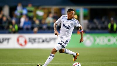 Blas Pérez se gana un lugar en el ataque de Vancouver
