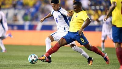 Cifuente, Valencia y Gaibor traducen con goles superioridad de Ecuador sobre El Salvador