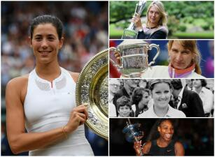 Garbiñe Muguruza y las otras 23 reinas que ha tenido el ranking WTA