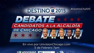 En Vivo: Debate por la alcaldía de Chicago en español