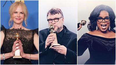 Estos son los ganadores de los Globos de Oro 2018