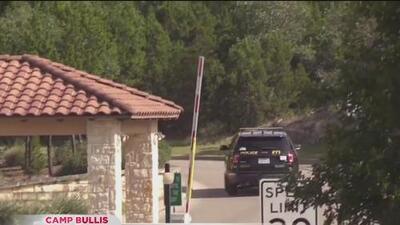 Autoridades buscan a fugitivo en Camp Bullis
