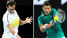 Medvedev vence a Tsitsipas y va a la Final del Australian Open