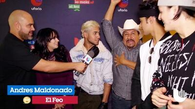 CNCO logró que El Bueno, La Mala y El Feo bailaran 'Reggaetón Lento' en Las Vegas