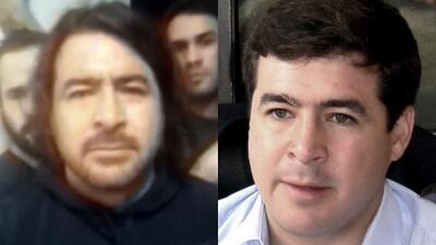 En fotos: El antes y después de los presos políticos que se rebelaron en una cárcel de Venezuela
