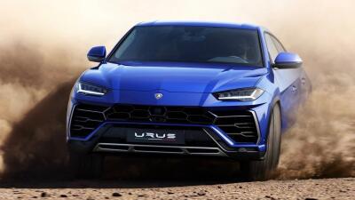 Esta es la nueva Lamborghini Urus 2019