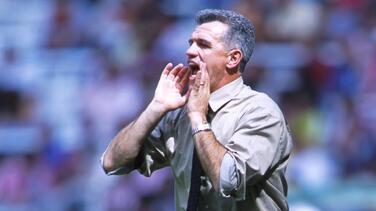 Javier Aguirre vuelve a ser técnico en México 19 años después