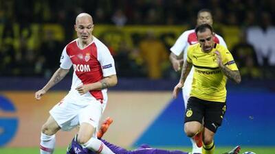 Cómo ver AS Mónaco vs. Borussia Dortmund en vivo, Champions League